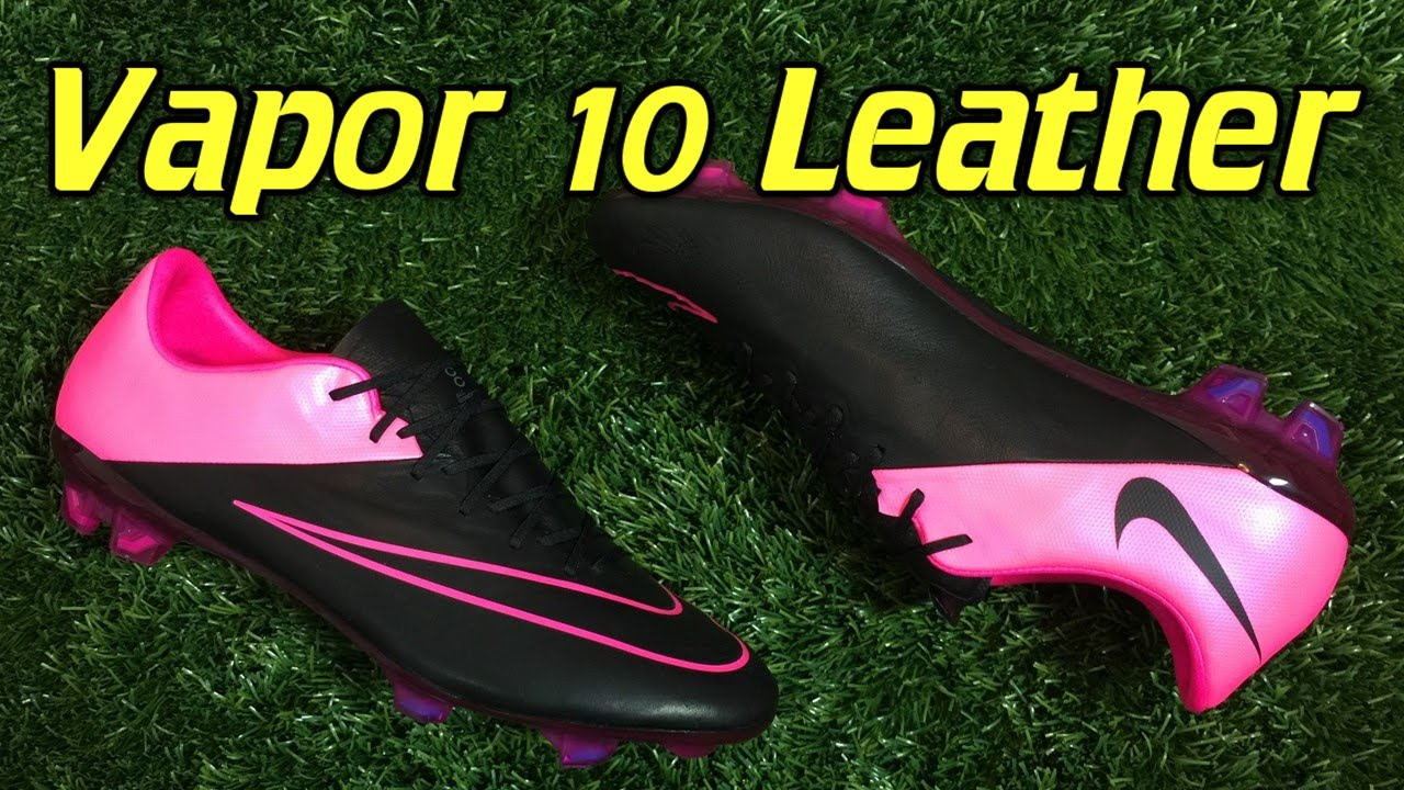 6482f9755d0 K-Leather Nike Mercurial Vapor 10 (Tech Craft Pack) - Review + On ...