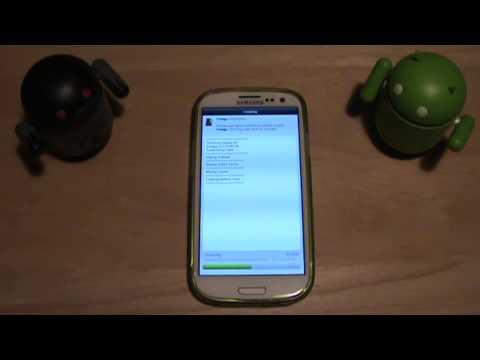 DualBoot Samsung Galaxy S3 gt-i9300