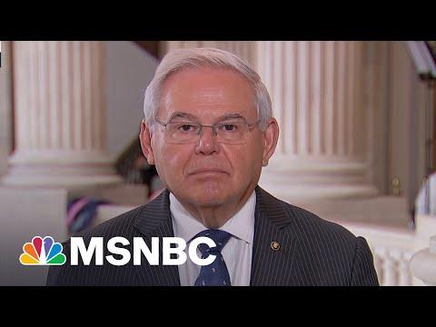 Sen. Bob Menendez: 'We Have To Challenge The Regime' In Cuba | MSNBC
