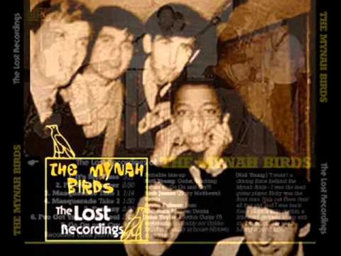 The Mynah Birds ~ I'll Wait Forever (recorded 1966, released 2006)