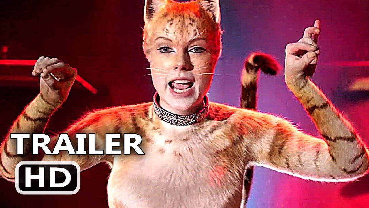CATS Trailer # 2 (2019) Taylor Swift, Idris Elba Movie HD