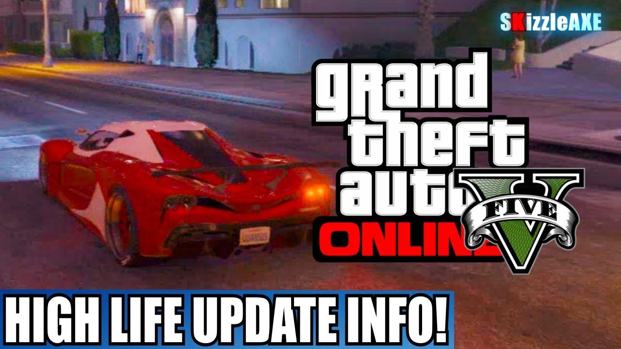 NEW GTA 5 DLC Update Release Date SOON! (GTA 5 Online DLC) - YouTube