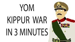Yom Kippur War | 3 Minute History