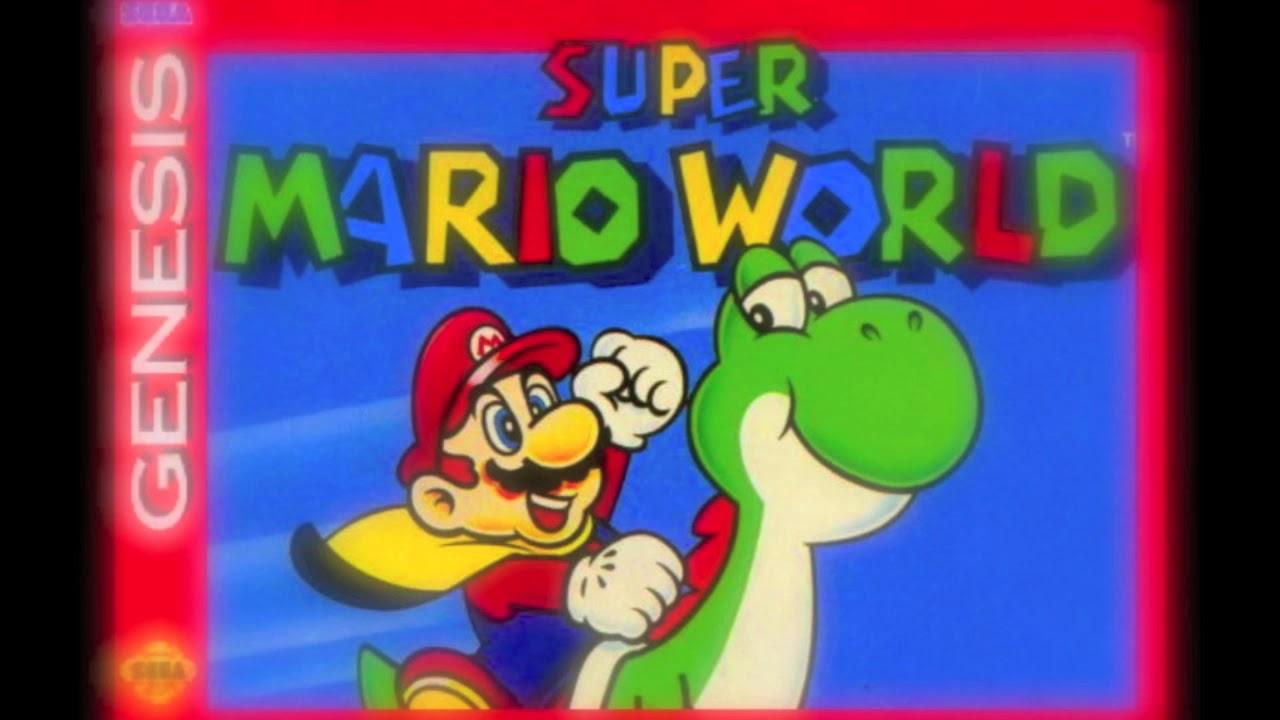 Super Mario World - Ending Theme (Sega Genesis Soundfont)