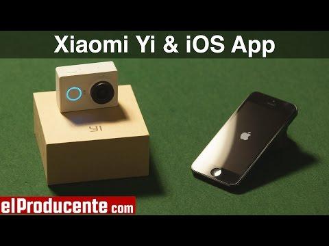 Xiaomi Yi Camera & Unofficial IOS App