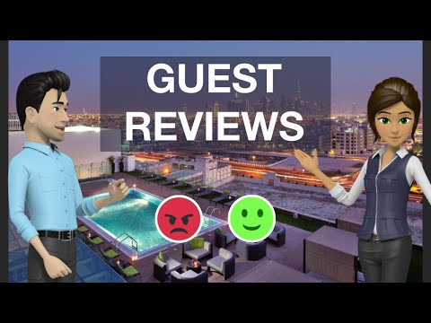 The Canvas Hotel Dubai MGallery By Sofitel 5 ⭐⭐⭐⭐⭐| Reviews Real Guests. Real Opinions. Dubai, UAE