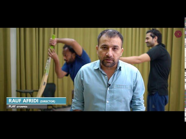 Stumped | Rauf Afridi | Promo | Karachi Theatre Festival-2020 | #ACPKHI | #ktf20