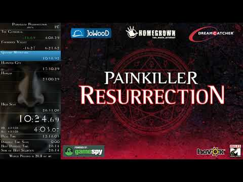 Painkiller: Resurrection - Any% Speedrun in 0:26:45 (time without loads) Mp3