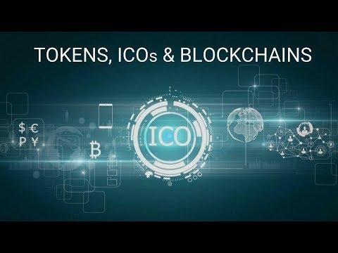 O que são Tokens, ICOs e Blockchains?