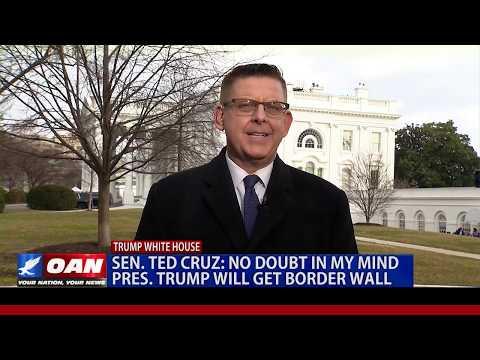 Sen. Ted Cruz: No doubt in my mind President Trump will get border wall