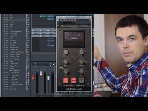 Mixing a Song - Pro Mixer Checks His Student's Project
