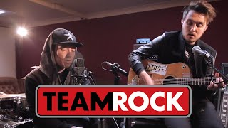 Mallory Knox - 'Shout At The Moon' - Unplugged | TeamRock