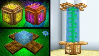 10 Things You Didn't Know You Could Build in Minecraft! (NO MODS!)