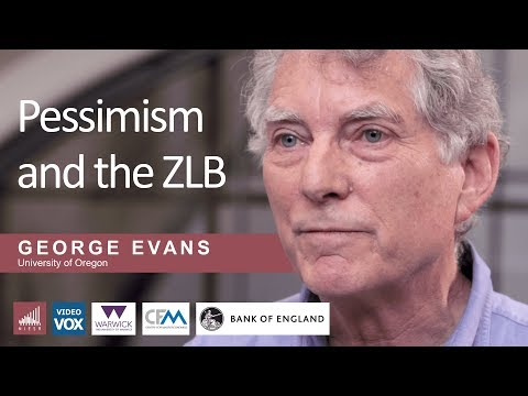 Pessimism and the ZLB