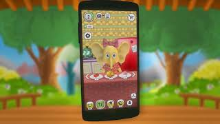 My Talking Elly - Virtual Pet Gameplay Trailer ANDROID GAMES on GplayG