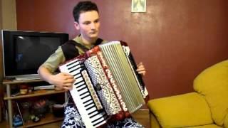Enej- Skrzydlate Ręce akordeon/accordion cover Mateusz Lasek