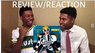 CARDI B - INVASION OF PRIVACY (FIRST REVIEW/REACTION)