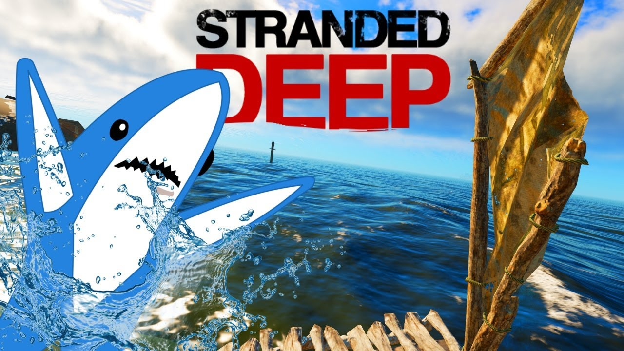 how to build in stranded deep 2017