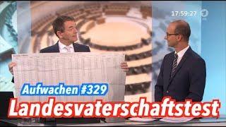 Aufwachen #329: Bayern hat gewählt + Klimakatastrophe