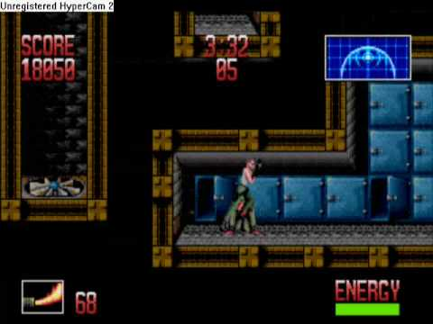 Alien 3 Mission 1 Sega Genesis Youtube