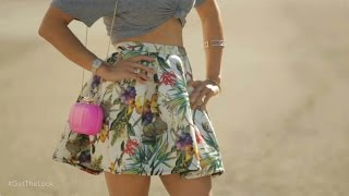 4 Ways to Rock a Mini Skirt | Get the Look ★ Glam.com