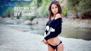 Best Remixes Of Popular Songs 2017   Dance Party Charts Music Mix   Summer Beach Party