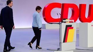 Kramp-Karrenbauer: CDU braucht kluge Köpfe wie Friedrich Merz
