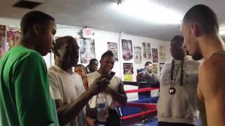 OMG: Floyd Mayweather Sr BEAT INTERNET TROLL by MMA BOXING MARTIAL ARTS