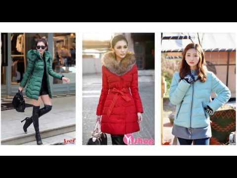 Top 100 Mẫu áo Khoác Phao Nữ đẹp Cho Mùa đông ấm áp