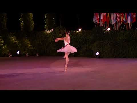 "Rina Kanehara ASSAFYEV ""The Flames of Paris"", Variation"
