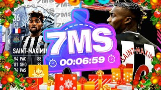CHRISTMAS SPECIAL! 86 FREEZE SAINT MAIXIMIN! 7 MINUTE SQUAD BUILDER - FIFA 21 ULTIMATE TEAM