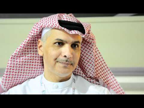 Abdulrahman H. Alfahad, Assistant Vice President, International Sales, Saudi Arabian Airlines @ ATM