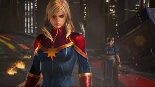 Прохождение (Walkthrough) - Marvel vs Capcom Infinite. Мстители: Война бесконечности