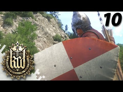 KINGDOM COME: DELIVERANCE - To Uzhitz! - EP10 (Gameplay)