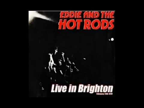 Eddie and the Hot Rods : Brighton Top Rank 1978