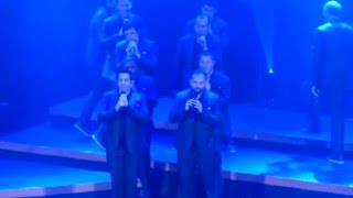 Straight No  Chaser at the Murat – St. Nick – Indy Dec. 13, 2015