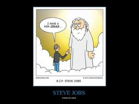 With or without you, Steve!