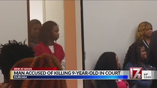 DA: Man charged in boy's murder is 'most dangerous type of person in Durham'
