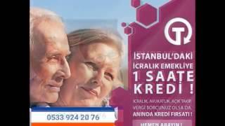 ptt den maaş alan herkese kredi verilir // icralık  emekliye krediler