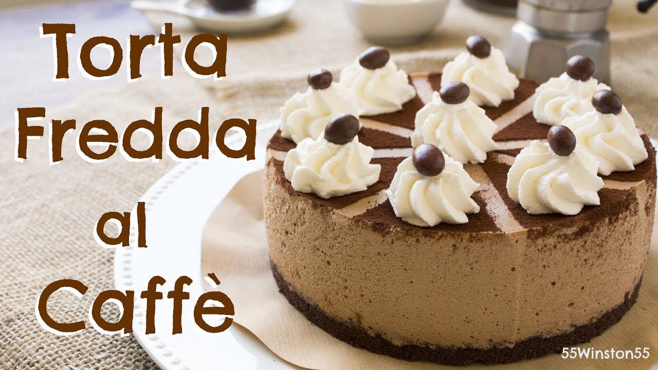 Torta Fredda Al Caffe E Panna Senza Cottura Ricetta Facile