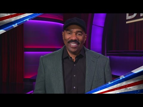 Steve Harvey Sends A Special Message To U.S. Troops