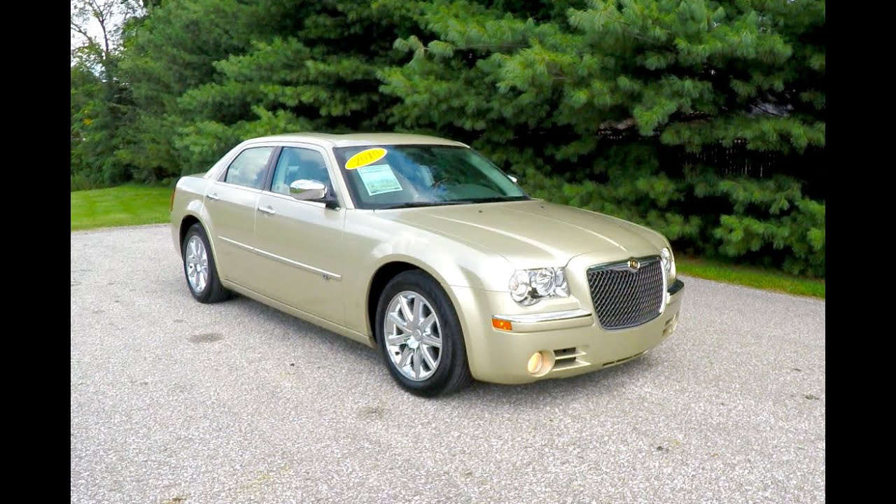 maxresdefault - 2010 Chrysler 300 C Hemi