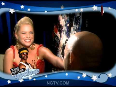 Vin Diesel & Melanie Thierry on Babylon A.D.