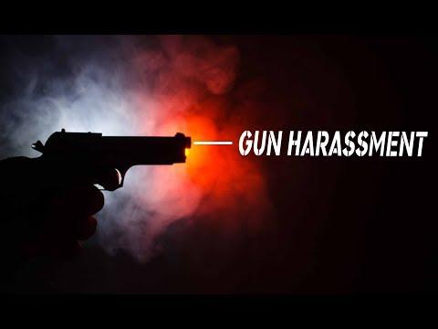 Leftist Harassment Of Gun Owners!