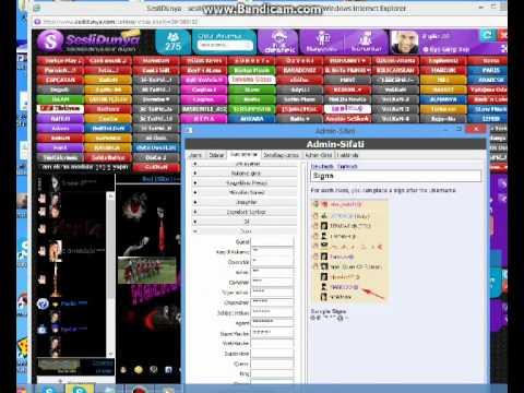 Sesli Chat Siteleri Saldırıları Izleyin !!