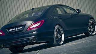 Kicherer Mercedes-Benz C63 White Edition 2011 Videos