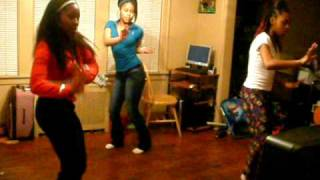 PYT DANCING 2 LIL MAMA BAD AS HELL