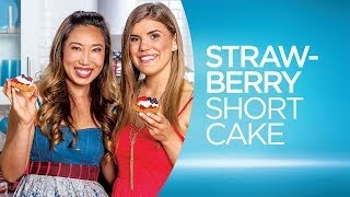 Strawberry Shortcake ft. BreeLovesBeauty & Blogilates