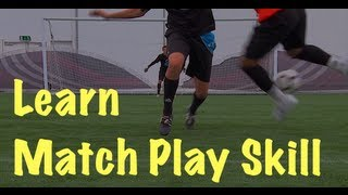 learn soccer skill the side rocket the f2 freestylers jeremy lynch