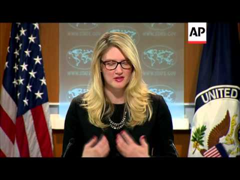US State Department comments on CAR, Yemen and Libya